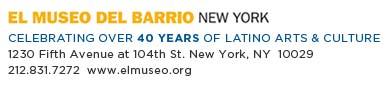 1230 Fifth Avenue at 104th   St. New York, NY 10029